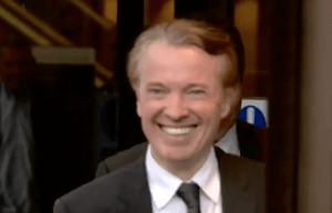 Craig Whyte leaves court