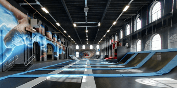 Dundee trampoline park