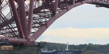 Forth Bridge first shale gas