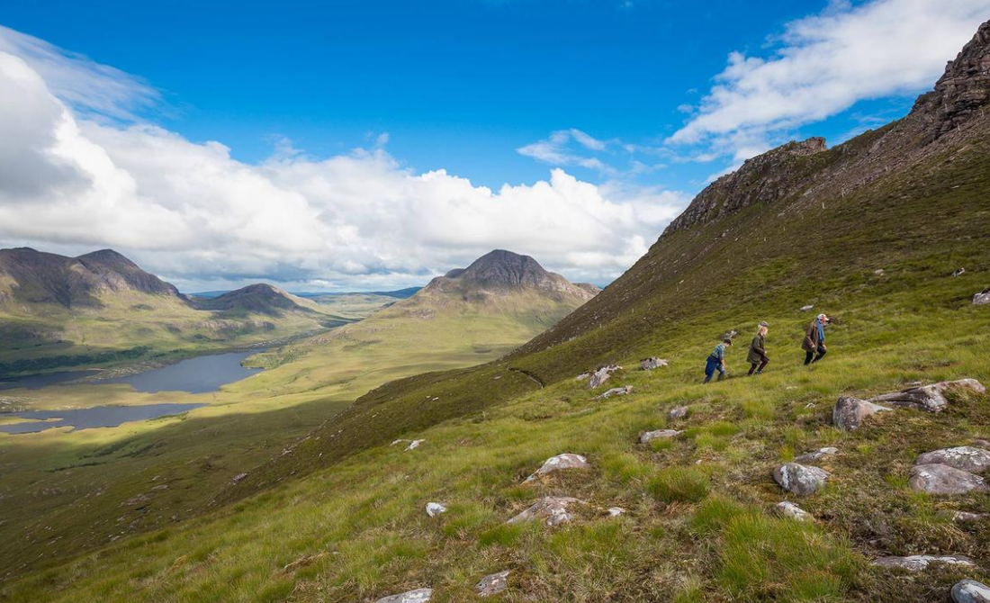 Wellness' tourism targeted in new VisitScotland campaign