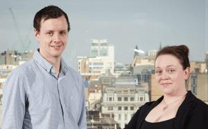 Stuart Mackay and Angela Prentner-Smith