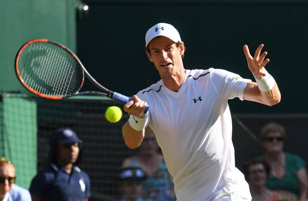 Andy Murray is set to return to competitive action.