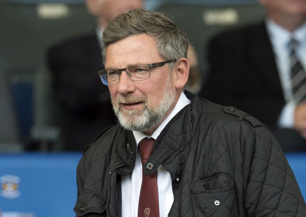 Craig Levein is recovering well after his heart scare