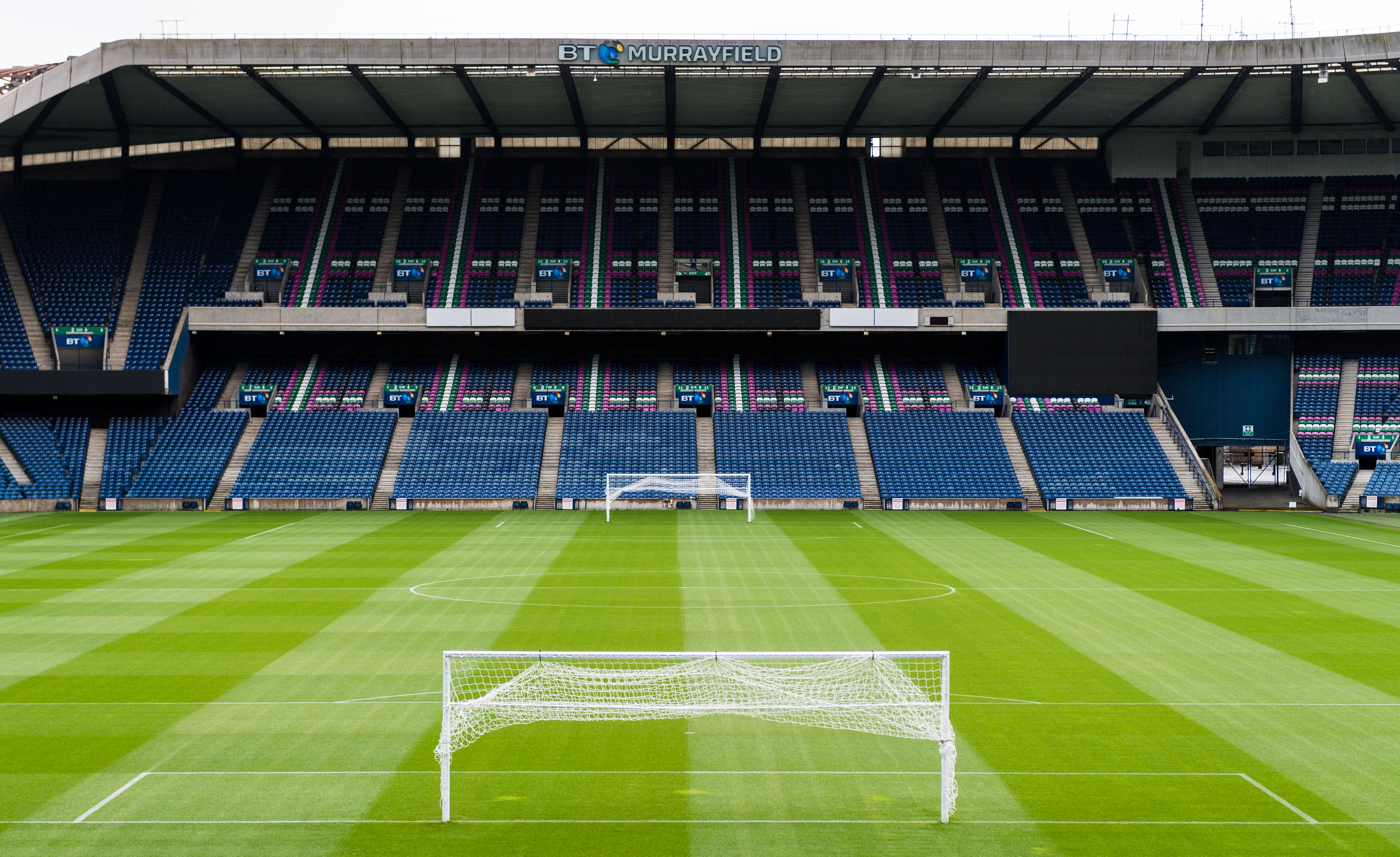 Murrayfield Stadium will host the Hearts-Celtic League Cup semi-final