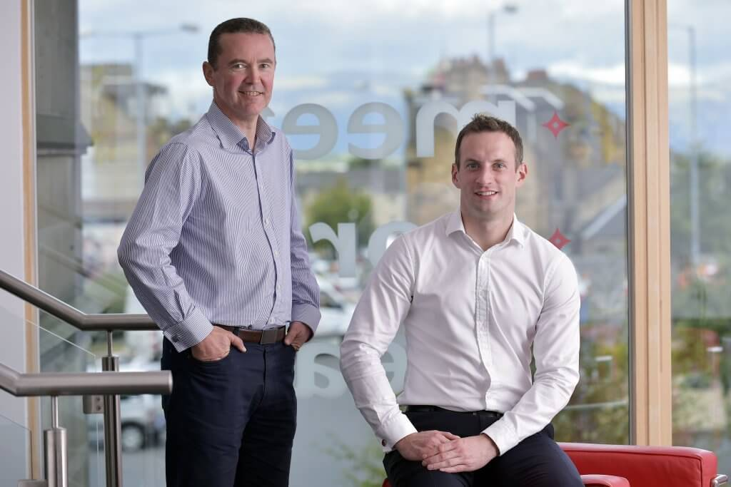 Crawford Geddes and Colin Campbell of Bellair