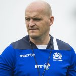 Gregor Townsend is preparing for the Autumn Tests