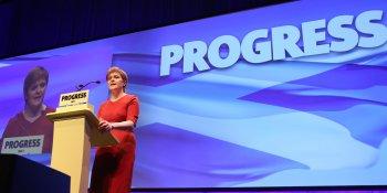 Nicola Sturgeon conference 2017