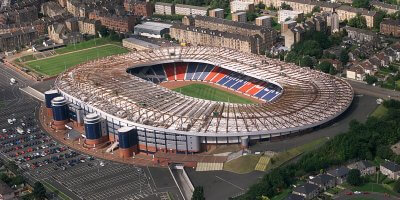 Hampden Park history will be created when it hosts two domestic semi-finals on the same day