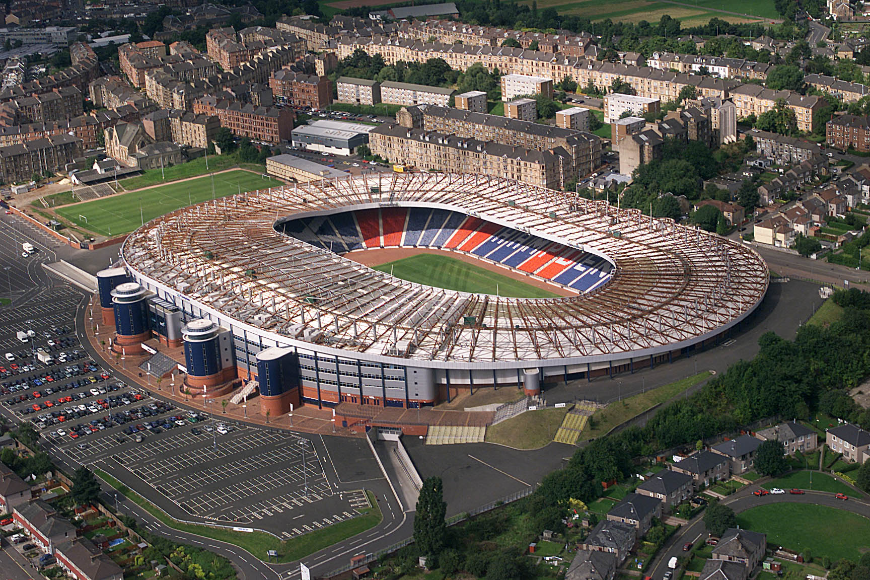 Hampden Park, will it be home to the Scotland national team after 2020.