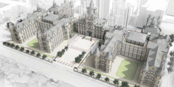 Edinburgh former Royal Infirmary