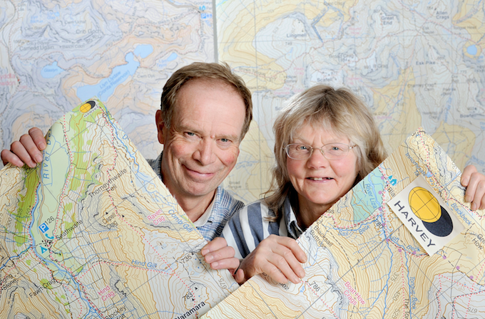 Robin and Susan Harvey