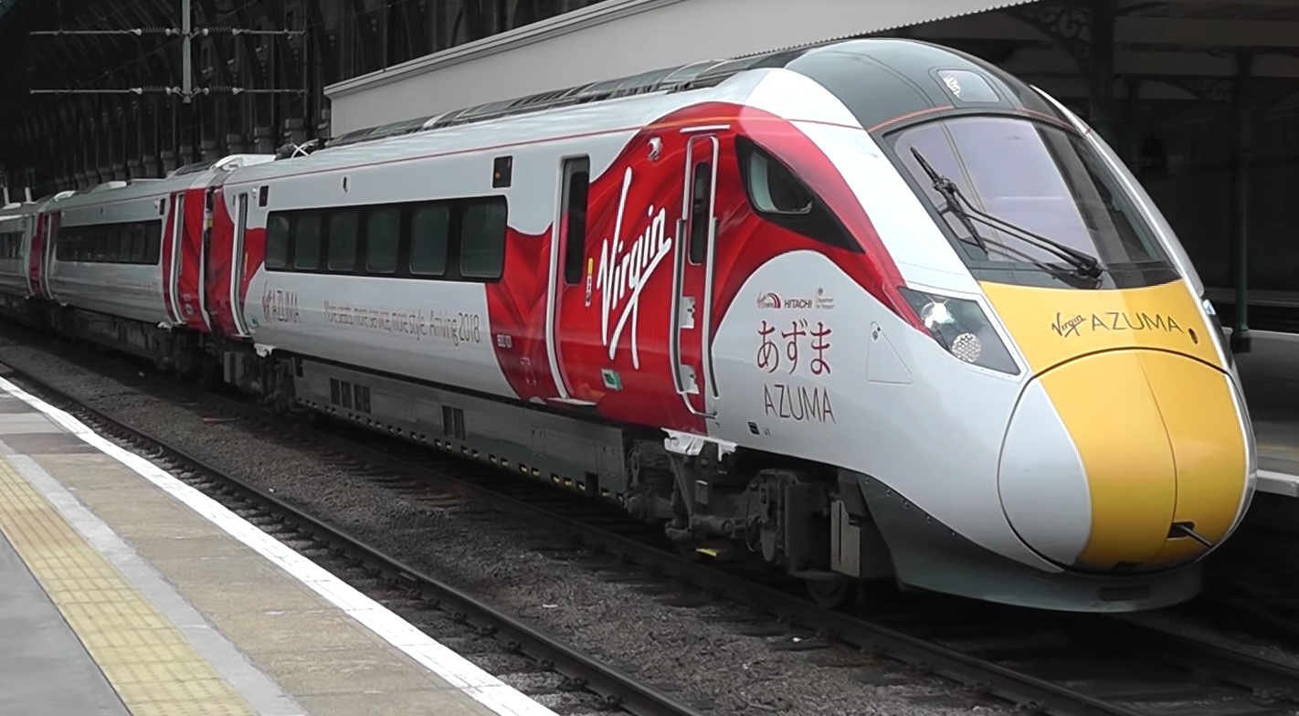 New Azuma Trains Arrive In March 2019 Daily Business