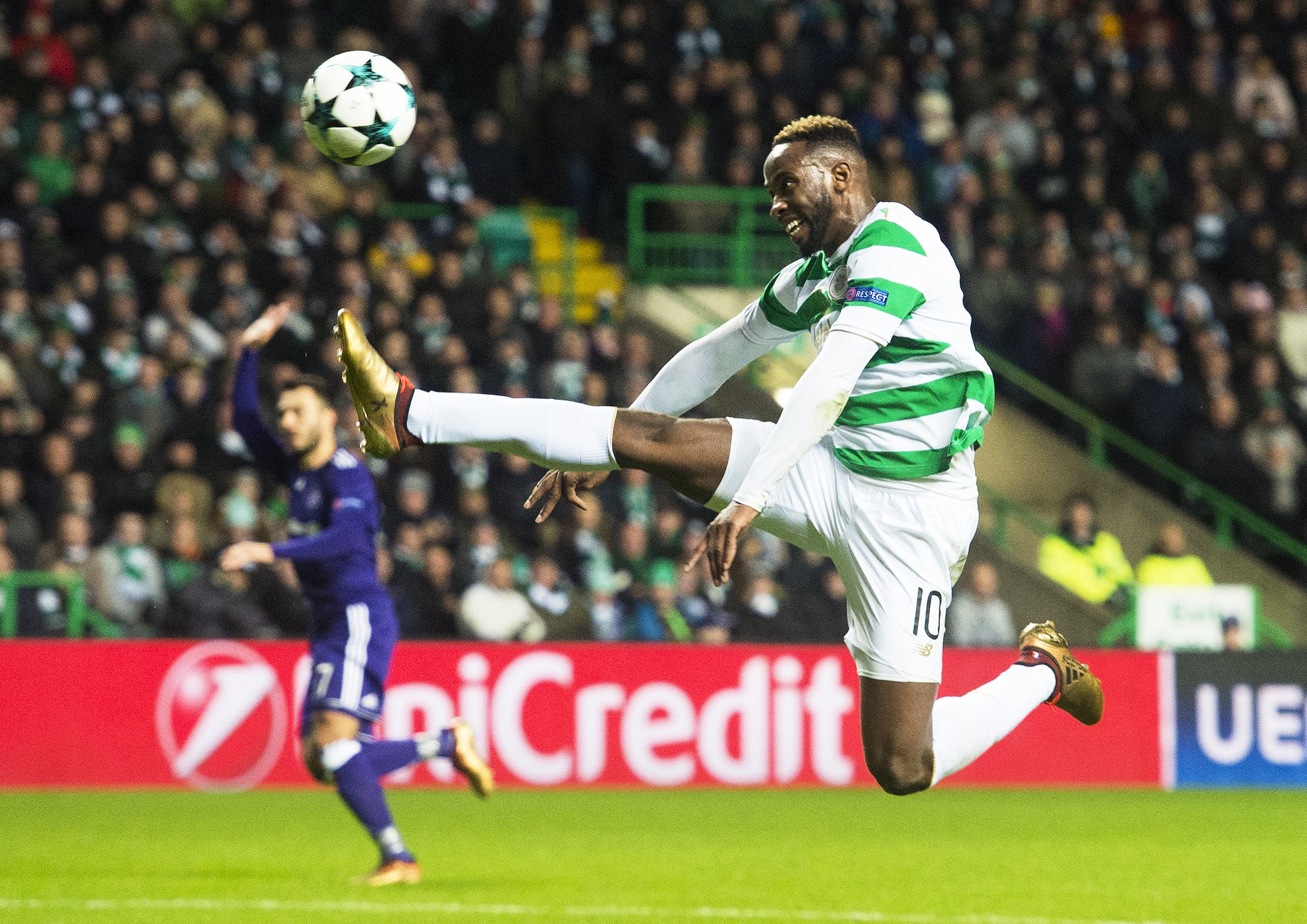 Moussa Dembele has been sold to Lyon in a big-money transfer