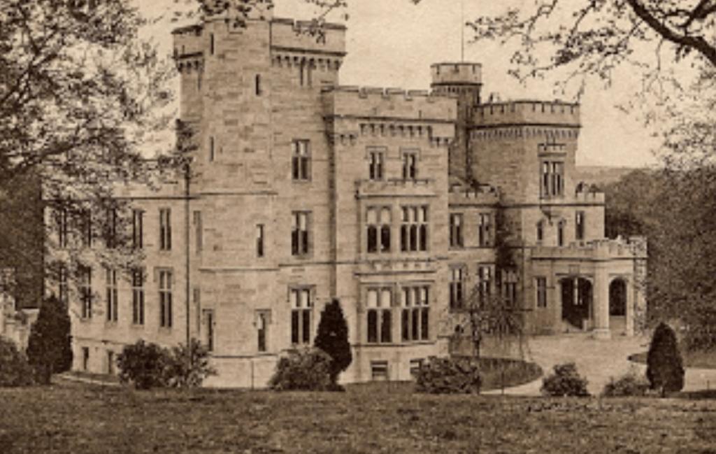 Birkwood Castle before 1905