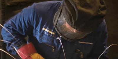 Doosan Babcock worker