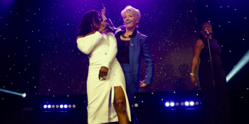Heather Small and Emma Thompson (1)