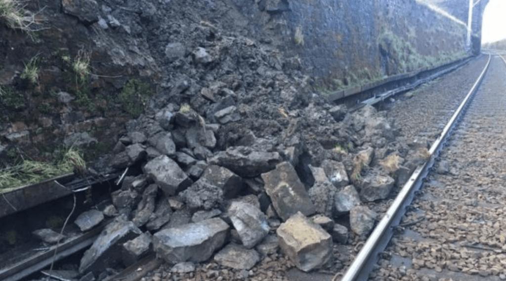 ScotRail rubble