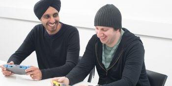 Sukhvir and Jason