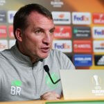 Brendan Rodgers was proud of his team in Valencia