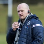 Gregor Townsend has made six xhanges for South Africa Test