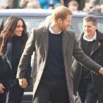 Prince Harry heads to Social Bite with Meghan Markle 130218