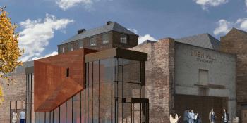 New Eden Mill distillery