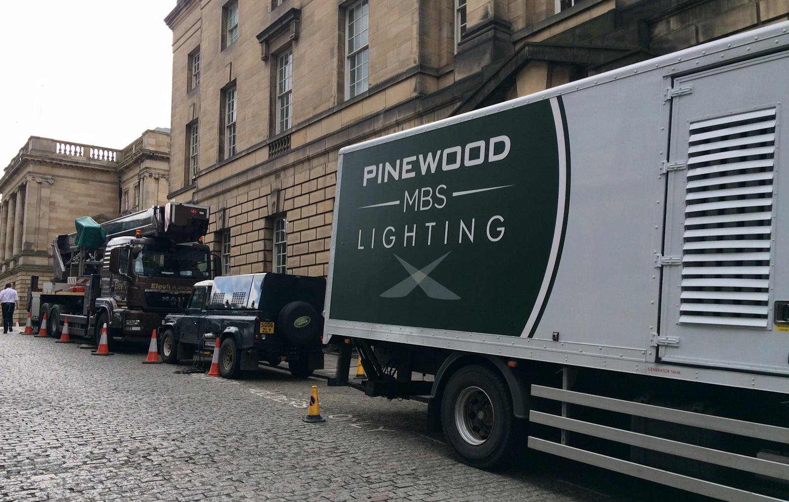 Pinewood, Avengers