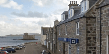 RBS branch on Barra