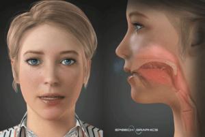 Speech Graphics avatars