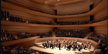 Impact concert hall