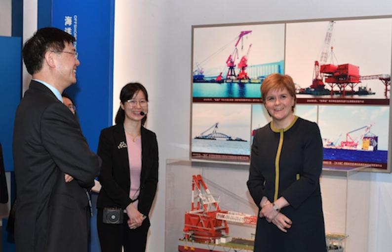COES meets Sturgeon