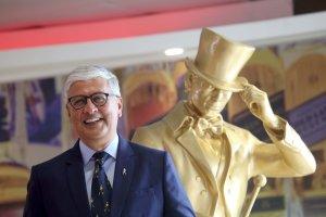 Diageo CEO Ivan Menezes
