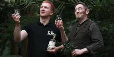 Edinburgh Gin and RBGE