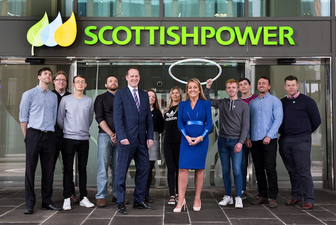 Halo and ScottishPower