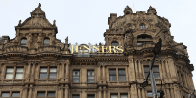 Jenners owned by House of Fraser