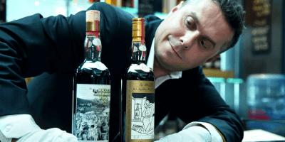 Macallan 1926 rare whiskies