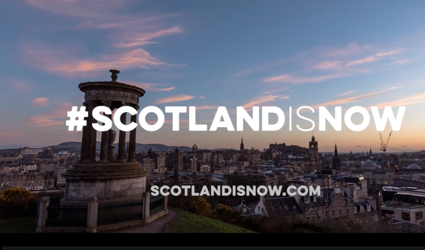 £6m campaign aims to put Scotland on top – Daily Business