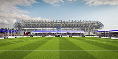 Edinburgh Rugby's new home will be in the shadow of Murrayfield