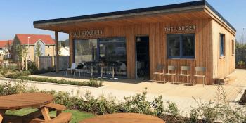 Calderwood Larder cafe