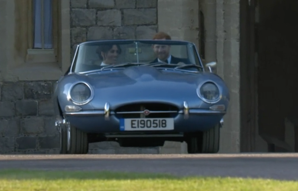 Harry and Meghan in etype