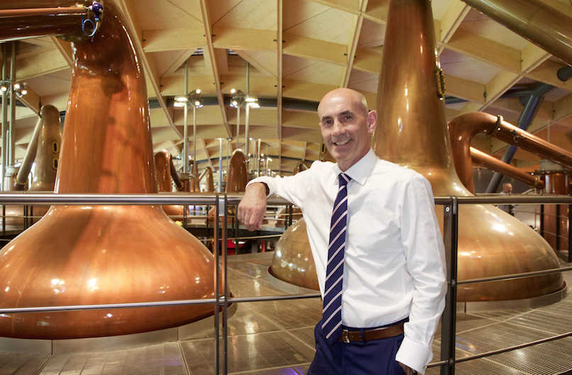 Ian Curle with enormous stills
