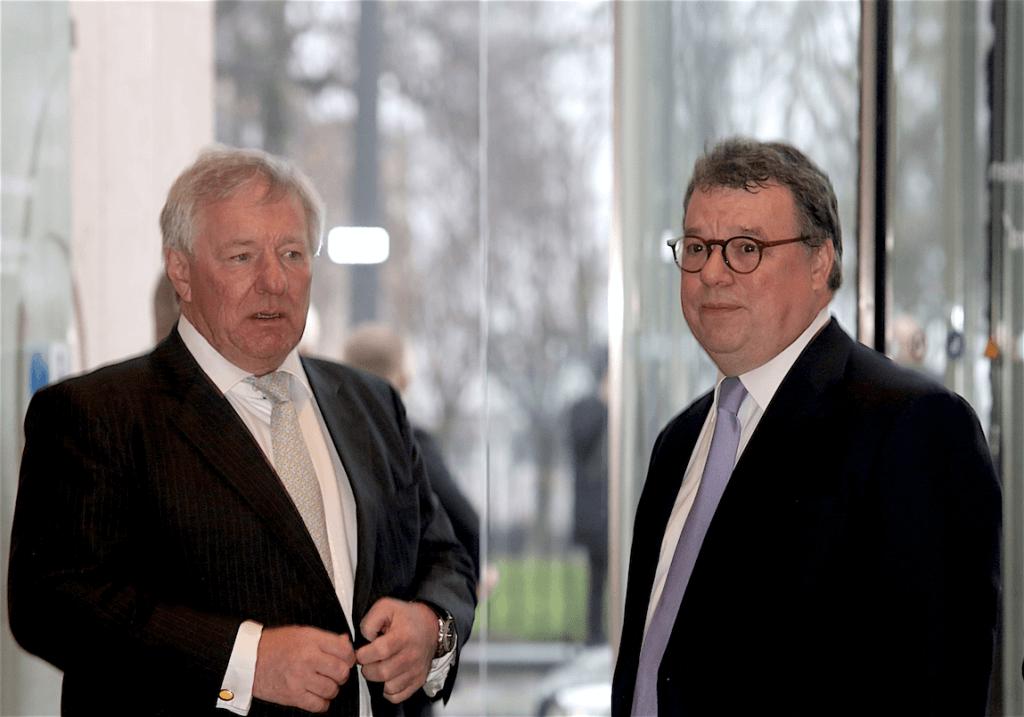 Standard Life Aberdeen, Martin Gilbert and Keith Skeoch