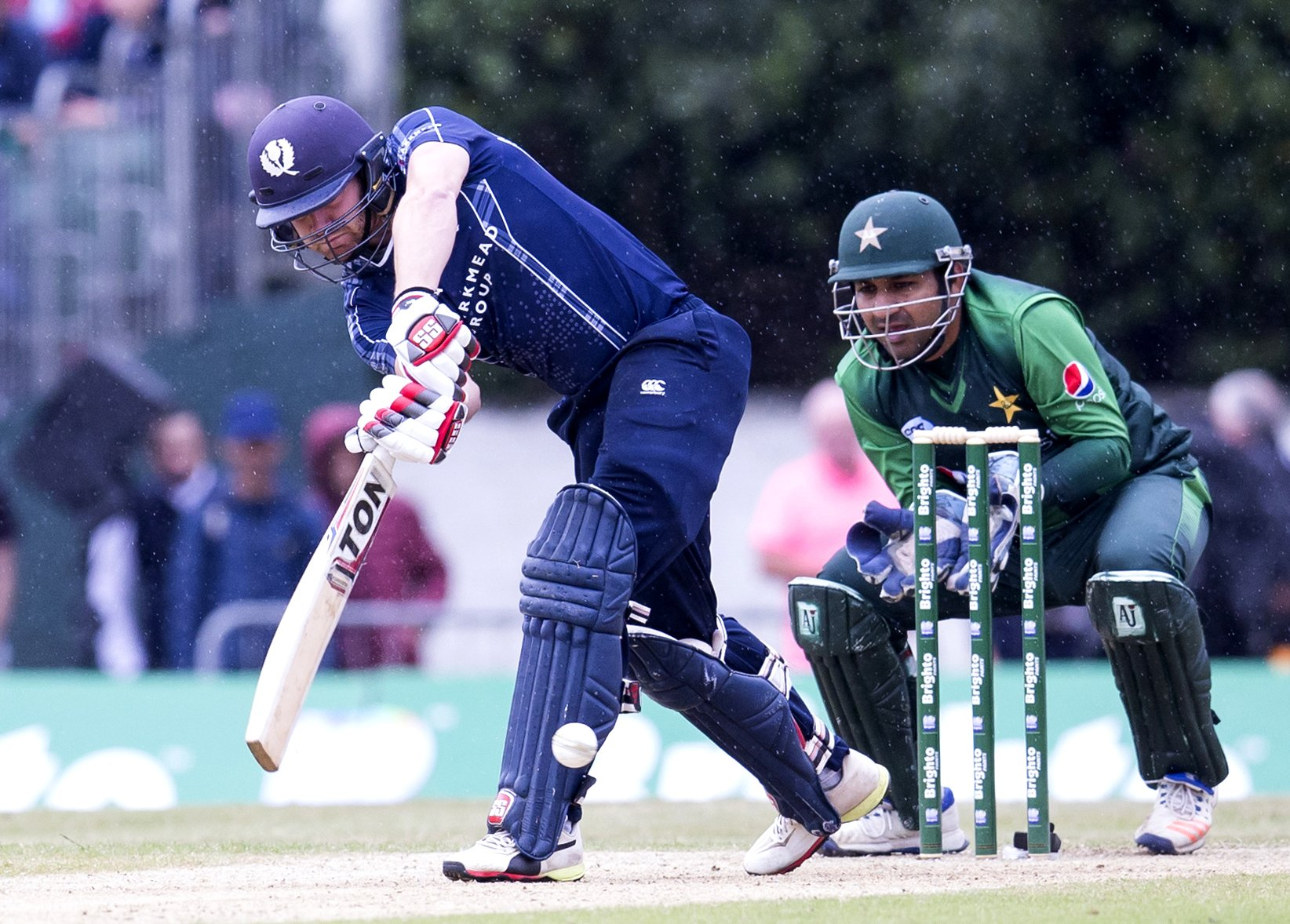 Scotland - Pakistan