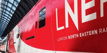 First LNER trains