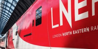 First LNER trains
