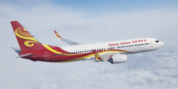 Hainan Airlines - contributed pic