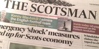 Scotsman cover