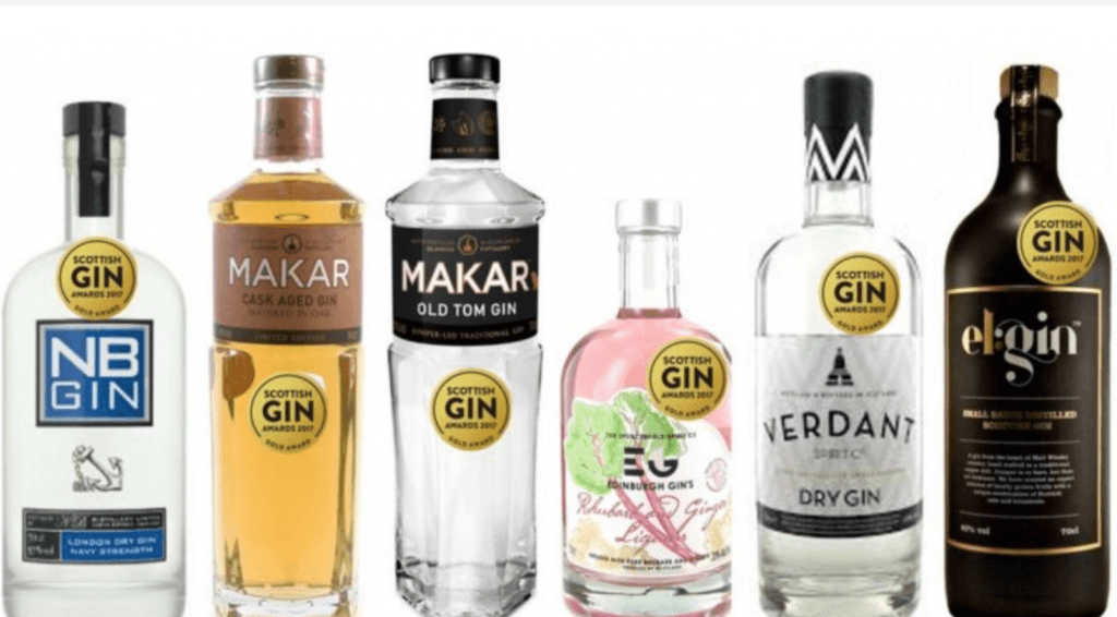 Scottish Gin Awards