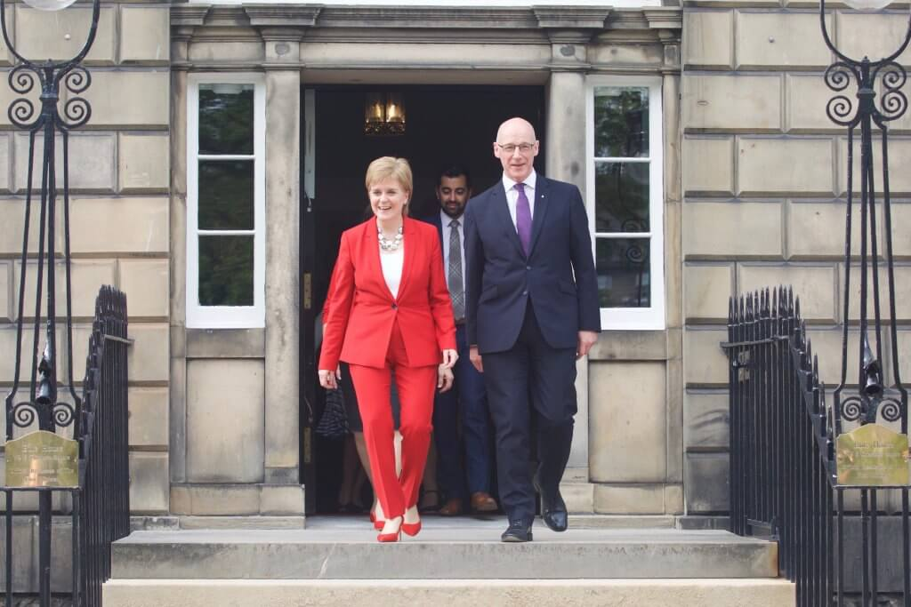 Sturgeon and Swinney