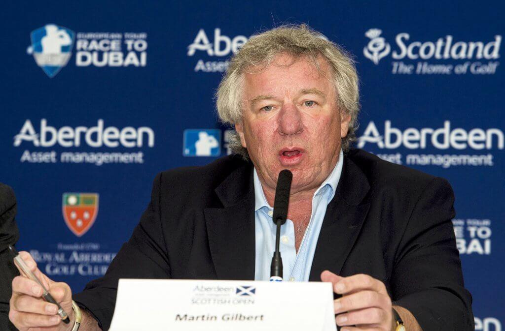 Martin Gilbert, Standard Life Aberdeen